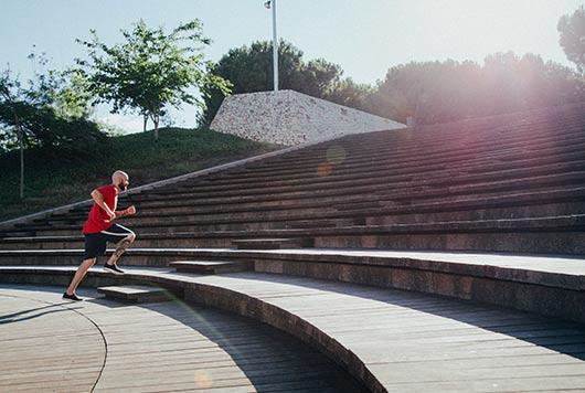Osteopatía deportiva en valenica