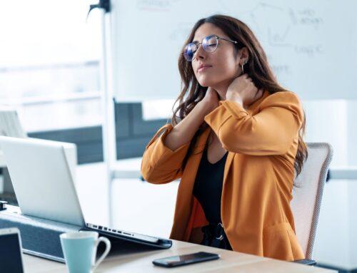 4 consejos para liberarte del dolor de cuello